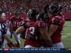 Video - Atlanta Falcons RB Michael Turner 1-yard TD run
