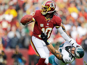 Video - Eagles vs. Redskins highlights