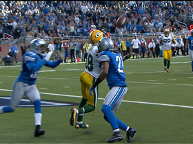 Video - Packers vs. Lions highlights