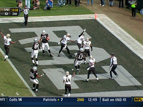 Video - New Orleans Saints safety Roman Harper interception