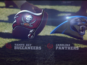 Video - Buccaneers vs. Panthers highlights