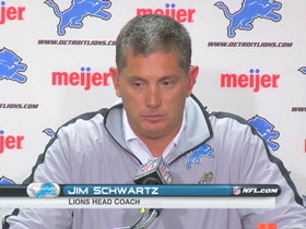 Video - Lions postgame press conference