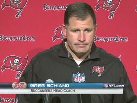 Video - Buccaneers postgame press conference