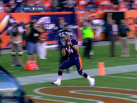 Video - Denver wide receiver Brandon Stokley 31-yard TD grab