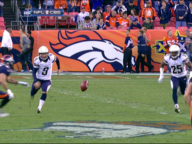 Video - San Diego's successful onside kick