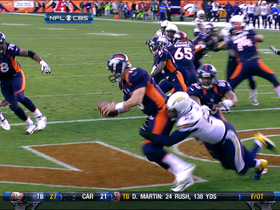 Video - Chargers LB Shaun Phillips safety sack