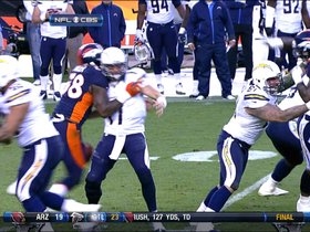 Video - Denver linebacker Von Miller sack fumble