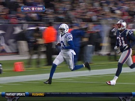 Video - Andrew Luck to T.Y. Hilton for 43-yd TD