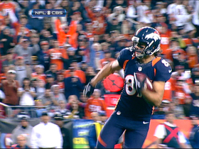 Video - Broncos wide receiver Eric Decker 20-yard TD catch-and-run
