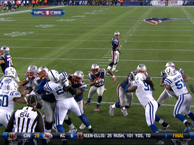 Video - New England Patriots RB StevanRidley 3-yd TD