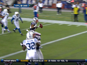 Video - New England Patriots running back Shane Vereen 4-yd TD
