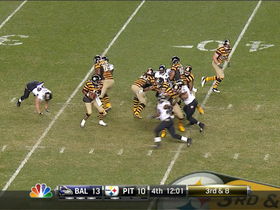 Video - Pittsburgh Steelers QB Byron Leftwich sinks jump shot