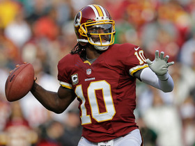 Video - Just Sayin': RG3 will steal Thanksgiving show