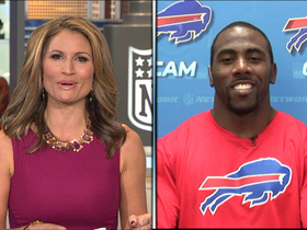 Video - Buffalo Bills running back C.J. Spiller joins 'NFL AM'