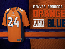 Video - Evolution of the Broncos colors