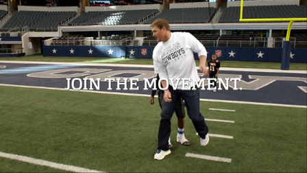 NFL Play 60: NFL players join the movement