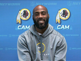 Video - Washington Redskins cornerback DeAngelo Hall and Redskins believe