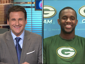 Video - Green Bay Packers CB Casey Hayward stepping up in secondary