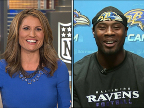 Video - Baltimore Ravens WR Jacoby Jones is 'Lord of the Dance'