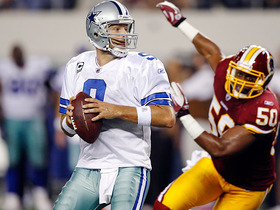 Video - Can Dallas Cowboys or Washington Redskins be a playoff threat?