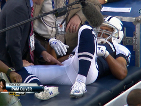 Video - Dallas Cowboys wide receiver Miles Austin injured