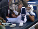 Watch: Miles Austin injured