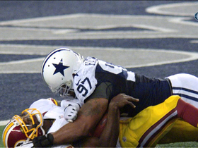 Video - Dallas Cowboys defensive end Jason Hatcher sacks RG3