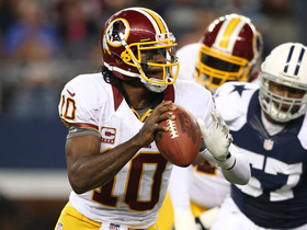 Throwback: RGIII torches the Cowboys on Thanksgiving
