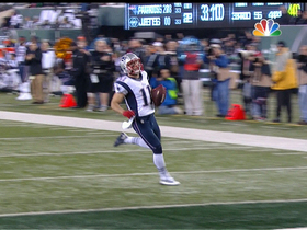 Edelman's 56-yard TD grab