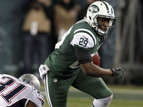 Video - New York Jets running back Bilal Powell 4-yard TD run