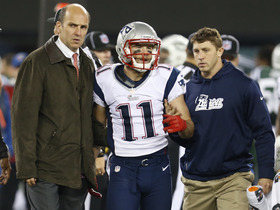 Julian Edelman injury