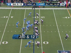 QB Stafford to WR Broyles, 25-yd, pass