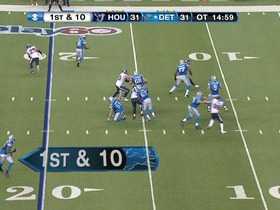QB Stafford to WR Broyles, 40-yd, pass