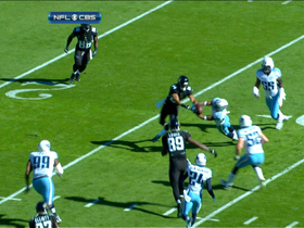 Video - Verner intercepts Henne