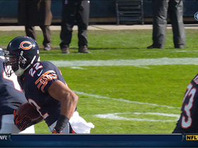 Video - Forte fumbles on Bears' first posession