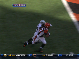 Video - Bengals RB BenJarvus Green-Ellis 49-yard run