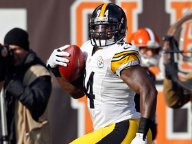 Video - Steelers LB Lawrence Timmons pick-six of Brandon Weeden