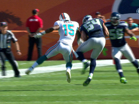 Video - Seattle Seahawks LB Bobby Wagner INT