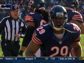 Video - Chicago Bears running back Michael Bush 1-yard touchdown run