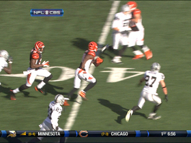 Video - Bengals wide receiver A.J. Green 44-yard reception