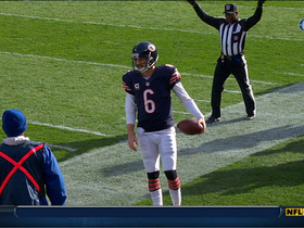 Video - Jay Cutler penalized for unsportsmanlike conduct