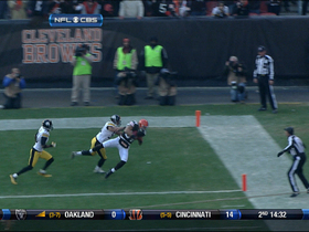 Video - Browns QB Brandon Weeden 5-yard touchdown pass