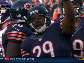 Video - Bears double down on TD