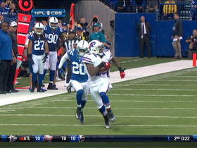 Video - Stevie Johnson 63-yard catch