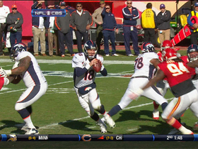 Video - Denver Broncos quarterback Peyton Manning finds Jacob Tamme for a 7-yard TD catch