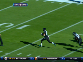 Video - Jacksonville Jaguars wide receiver Cecil Shorts 59-yard TD
