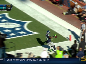 Video - Seattle Seahawks QB Russell Wilson's 2nd TD pass