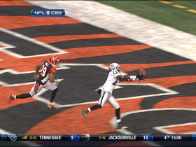 Video - Oakland Raiders wide receiver Denarius Moore 20-yard touchdown