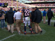 Watch: Matt Forte injured on reversed defensive touchdown call