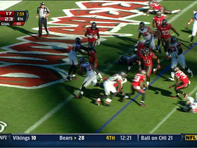 Video - Atlanta Falcons running back Michael Turner 3-yard TD run